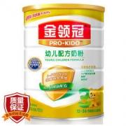 伊利 金领冠系列 婴幼儿配方奶粉 3段 12-36个月 900g130.2元