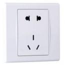 SIEMENS 西门子 品宜系列 5UB06153NC01 五孔插座 *3件201.6元(合67.2元/件)