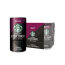 starbucks/星巴克星倍醇黑醇摩卡味228ml*6 浓咖啡饮料 *2件68元(合34元/件)