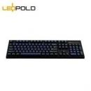 LEOPOLD利奥博德 FC900R PD 加厚PBT二色成型104键机械键盘(游戏键盘 高抗打油) 深海配色 红轴839元
