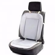 Carsetcity卡饰社汽车通风坐垫简约款灰色79元包邮