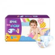 Anerle安儿乐小轻芯婴儿纸尿裤S号S50片*5件