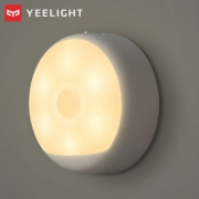 Yeelight 照明 智能LED充电插电感应夜灯69元包邮