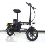 SUNRA 新日 DC1 折叠电动车自行车