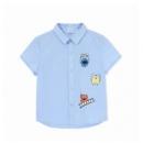 Balabala 巴拉巴拉 男童短袖衬衫49.9元