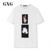 GXG 182844319 男士圆领短袖T恤