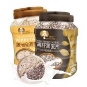 穗格氏澳洲燕麦片黑麦片2200g 券后¥33.8¥34