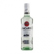 Bacardi 百加得 白朗姆酒 500ml *2件68.6元(合34.3元/件)
