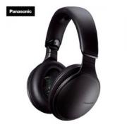 Panasonic松下HD605无线智能降噪头戴耳机黑色