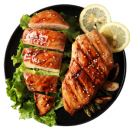 洛咔洛咔 健身代餐即食鸡胸肉 100g*8袋 29.9元包邮¥30