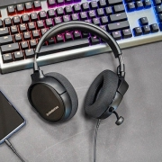 SteelSeries 赛睿 Arctis 1 头戴式电竞游戏耳机开箱