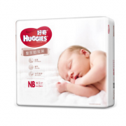 HUGGIES 好奇 皇家铂金装纸尿裤 NB84片 *3件 318元(合106元/件)
