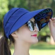 KAL'ANWEI 卡兰薇 MZ-1168 女士防晒太阳帽 9.9元(需用券)