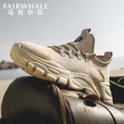 马克华菲 复古系列 男士休闲运动鞋 老爹鞋149元包邮平常299元