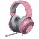 RAZER 雷蛇 北海巨妖 专业版 V2 粉晶色游戏耳机
