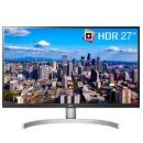 LG 27UL600 27英寸 IPS显示器(4K、HDR400、FreeSync)2499元