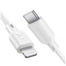 RAVPower 睿能宝 CB054 苹果 MFi认证 Type-C to Lightning数据线 1米31元