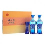 YANGHE 洋河蓝色经典 海之蓝 42度 480ml*2瓶