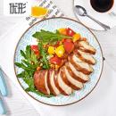 国家队战备食品 优形 奥尔良味电烤鸡胸肉 100gx6袋 券后49元包邮¥49
