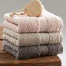 Grace 洁丽雅 纯棉螺旋缎档毛巾 76x35cm 100g 3条装19.9元
