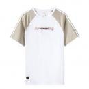 A21 男子棉质T恤 夏季短袖折17.8元/件(双重立减后)