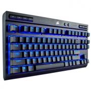 CORSAIR 美商海盗船 K63 Wireless 87键双模机械键盘 LED背光 樱桃红轴 569元包邮(需用券)