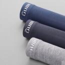 GUJIN 古今 EXISJ50 男士冰丝平角内裤 3条装 29元包邮(需用券)¥29
