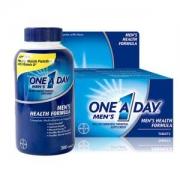 德国拜耳旗下 One A Day 男士21种复合维生素 100粒69元包邮平常129元