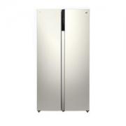 苏宁极物 小Biu JSE4628LP变频风冷对开门冰箱468L
