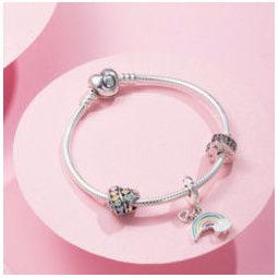 PANDORA 潘多拉 PDL0366-19 缤纷的爱 DIY串珠手链