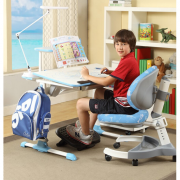 easy life 生活诚品 MC303+AU602 防近视儿童桌椅组合套装 1999元包邮(下单立减)¥1999
