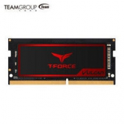 Team 十铨 火神系列 DDR4 2666 16GB 红色 笔记本内存