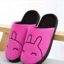 HUOLUN 火轮 HL2659-1 男/女士棉拖鞋 *2件 14.35元包邮(需用券,合7.18元/件)¥14