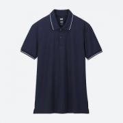 9日0点:UNIQLO 优衣库 DRY-EX414496 男士POLO衫