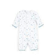PurCotton 全棉时代 婴儿纯棉纱布哈衣 54.4元包邮(需用券)¥54