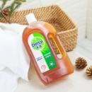 天猫超市 英国皇室御用品牌 滴露 杀菌消毒液 1.2L*2瓶89.9元包邮