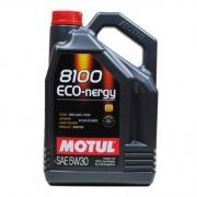 MOTUL 摩特 8100 Eco nergy 5W-30 全合成润滑油 5L*2件