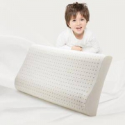 AiSleep睡眠博士 人体工学儿童乳胶枕3-8岁*2件
