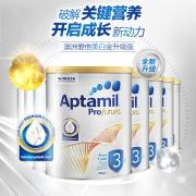 88VIP:Aptamil 爱他美 白金版幼儿奶粉 3段 *8罐 1472.16元含税包邮(合184.02元/件,需用券)