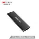 HIKVISION 海康威视 T200N系列 Type-C USB3.1移动固态硬盘 1TB739元