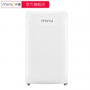 minij 小吉 BC-121C 青春版 单门小型复古小冰箱 121L 999元¥979