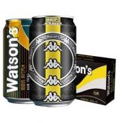 Watsons屈臣氏 苏打水汽水饮料 330ml*24罐*2件