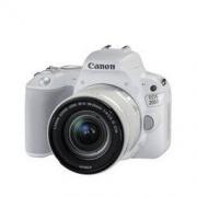 Canon 佳能 EOS 200D(EF-S 18-55mm f/4-5.6)单反相机套机 白色3279元包邮