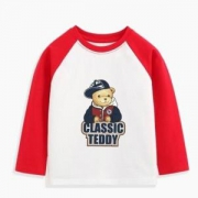 CLASSICTEDDY 精典泰迪 儿童长袖T恤*2件