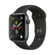 Apple 苹果 Apple Watch Series 4 智能手表(深空灰铝金属、GPS、44mm、黑色运动表带)2869元