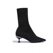DK Sheepskin UGG DK328 女士保暖袜靴 *2件538元(合269元/件)