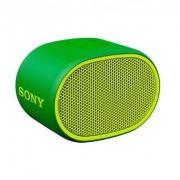 SONY索尼SRS-XB01无线蓝牙音箱绿色99元包邮