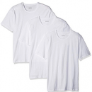 BOSS HUGO BOSS 男士纯棉V领T恤 3件装prime会员凑单直邮含税到手约196.6元