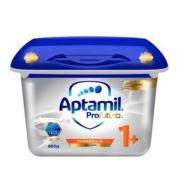 Aptamil 爱他美 白金 婴幼儿奶粉 1+段 安心罐 800g *4件 573.66元含税包邮