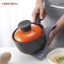 LINKFAIR 凌丰 LFNG-NM16DE 单柄陶瓷奶锅 16cm 64元包邮(需用券)¥64